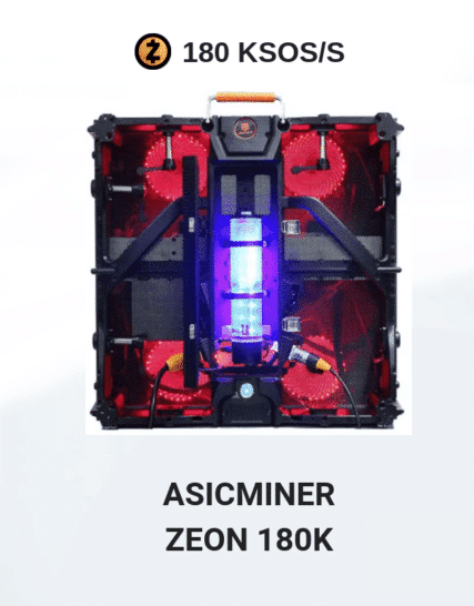 Picture of ASICminer Zeon 180K