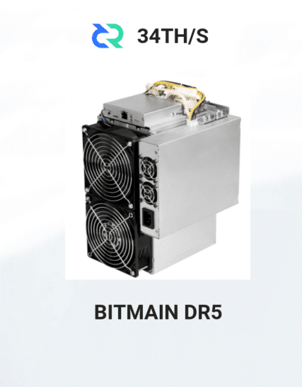 picture of Bitmain Antminer DR5