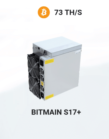 picture of Bitmain Antminer S17 plus 73