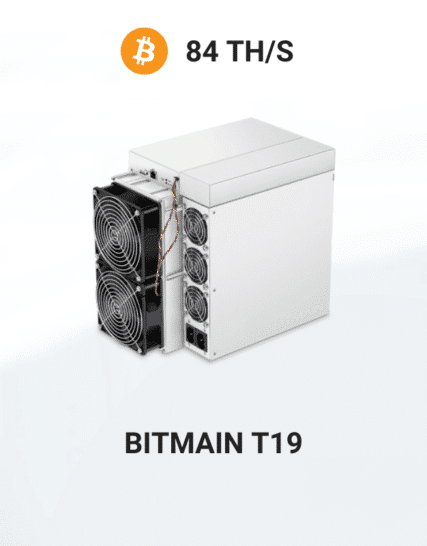 picture of Bitmain Antminer T19