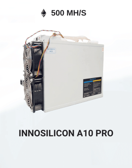 Picture of Innosilicon A10 PRO 500MHS