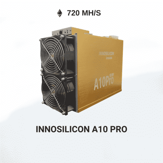Picture of Innosilicon A10 PRO 720MHS