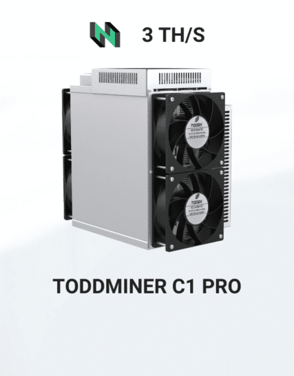 Picture of Toddminer C1 PRO